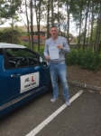 William Dunn passed with Mr L Driving School