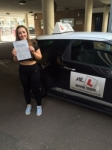Ella Cooper passed with Mr L Driving School