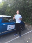 Jack Mears passed with Mr L Driving School