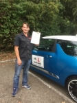 james Shevlin passed with Mr L Driving School