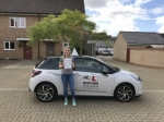 Laura O'Driscoll passed with Mr L Driving School