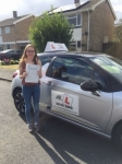Vicky Kidd passed with Mr L Driving School