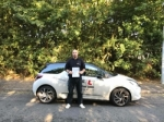 Richard Garcia passed with Mr L Driving School