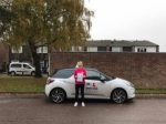 Stephanie Taylor passed with Mr L Driving School