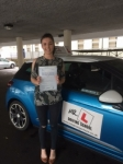 Jade London passed with Mr L Driving School