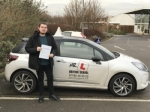 James Doughty passed with Mr L Driving School
