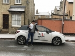 Sean Jackson passed with Mr L Driving School