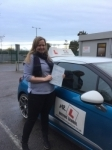 Emmeline Boreham passed with Mr L Driving School