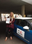 Charlotte Bailey passed with Mr L Driving School