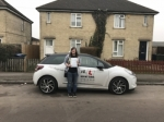 Fay Saunders passed with Mr L Driving School