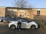 Kacper Plecha passed with Mr L Driving School