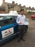 Dani Sanchez passed with Mr L Driving School