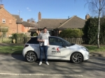 Adam Holland passed with Mr L Driving School