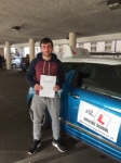 Gino Vines passed with Mr L Driving School