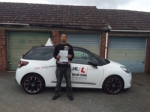 Jamie Santos passed with Mr L Driving School
