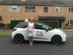 Lauren Bell passed with Mr L Driving School