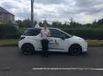 Louise Wright passed with Mr L Driving School