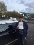 Pauline Fiebig passed with Mr L Driving School