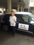 Rhianne Thresh passed with Mr L Driving School