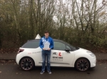 Richard Barker passed with Mr L Driving School
