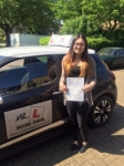 Sophie Day passed with Mr L Driving School