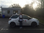 Jackie Wilson passed with Mr L Driving School