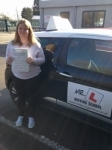 Fay Lendrem passed with Mr L Driving School