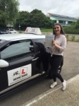 Kira Markwell passed with Mr L Driving School