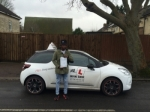 Victor Trey passed with Mr L Driving School