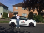 Clare O'Neil passed with Mr L Driving School