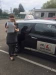 Jemma Gordon passed with Mr L Driving School