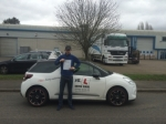 Michael Ritchie passed with Mr L Driving School