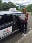 Celine Tofts passed with Mr L Driving School