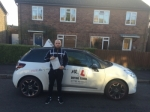 Rogan Mcgeorge passed with Mr L Driving School