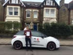 Harry Robinson passed with Mr L Driving School
