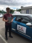 James Wallton passed with Mr L Driving School