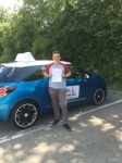Elliot Green passed with Mr L Driving School