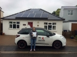 Chloe Wilkinson passed with Mr L Driving School