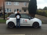 Lewis Gillings passed with Mr L Driving School
