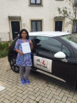 Kavitha passed with Mr L Driving School
