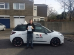 David Few passed with Mr L Driving School