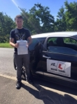 Kirk Foley passed with Mr L Driving School