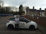 Len Smith passed with Mr L Driving School