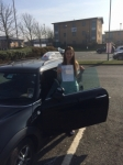 Bonnie 12/3/14 passed with DUO Driving School