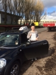 Ellise.  24/2/14 passed with DUO Driving School