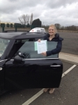 Sam 3/02/14 passed with DUO Driving School