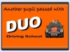 KIM 29/9/10 passed with DUO Driving School