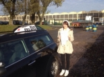 sarah passed with DUO Driving School