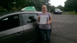 Emma passed with NRG Driving Instructors
