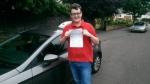 New passer added 27/06/2015 passed with NRG Driving Instructors